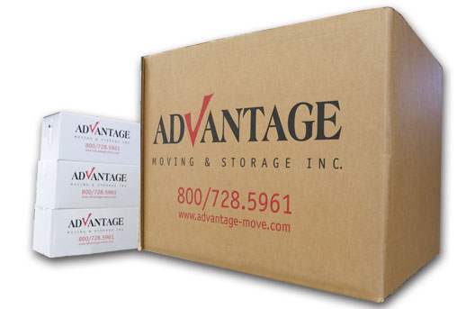 Advantage Moving Boxes