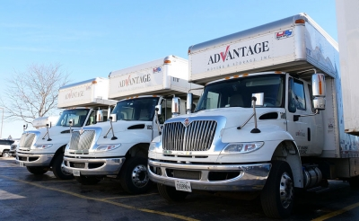 Advantage Moving and Storage Services