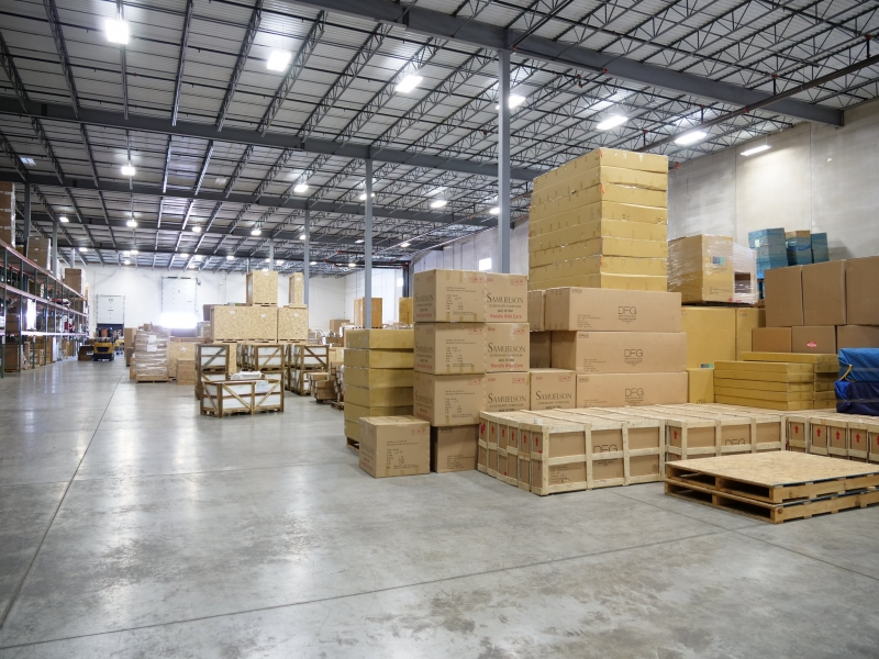 Ways to Fast Track a Commercial Move Warehouse
